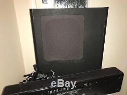 Sony Ht-mt500 2.1 Barre De Son Sans Fil Et Caisson De Graves Avec Câble D'alimentation À Distance Et