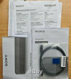 Sony Ht-x8500 Bluetooth Dolby Atmos Soundbar. Télécommande De Remplacement 3ème Partie