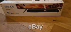 Sony Ht-xf9000 2.1 Dolby Atmos Dtsx Soundbar Et Caisson De Graves Sans Fil Avec Télécommande