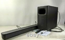 Sony Hts-350 2.1 Chaîne 320w Bluetooth Barre De Son + Subwoofer Sans Fil + Télécommande