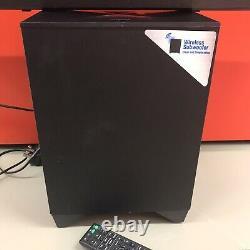 Sony Sa-ct260h 300w Soundbar Bluetooth Hdmi + Sans Fil + Caisson De Basses À Distance