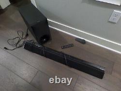 Sony Sa-ct780 2.1 Canal Bluetooth Wireless Soundbar & Subwoofer & Remote Xlnt