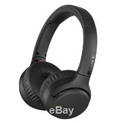 Sony Wh-xb700 Casque Extra-grave Sans Fil Avec Microphone Et Télécommande