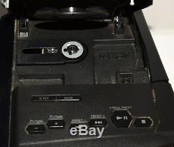 Sony Zs-btg900 Am Fm Radio CD Nfc Bluetooth Sans Fil Boombox Avec Télécommande