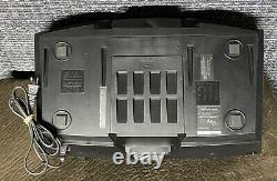 Sony Zs-btg900 Wireless Bluetooth Boombox CD Player Am/fm Radio Avec Télécommande