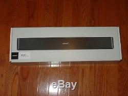 Système Audio Bose Solo 5 Tv Noir Avec Télécommande Universelle (732522-111r)