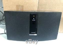 Système Audio Sans Fil Bose Soundtouch 30 Noir