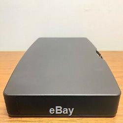 Système Bose Solo Tv Son Haut-parleur Avec Télécommande Et Câble, 410376 Bon État