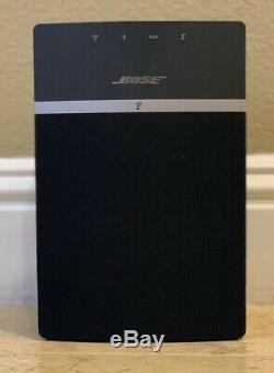 Système De Musique Sans Fil Bose Soundtouch 10, Noir-416776 Pas De Télécommande, Excellente