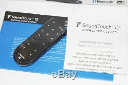 Système De Musique Sans Fil Bose Soundtouch 10, Noir, Presque Neuf Avec Télécommande Et Télécommande