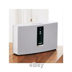 Système De Musique Sans Fil Bose Soundtouch 20 Série III Avec Télécommande, Blanc