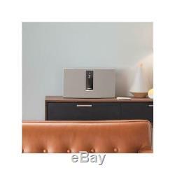 Système De Musique Sans Fil Bose Soundtouch 30 Série III Avec Télécommande, Blanc
