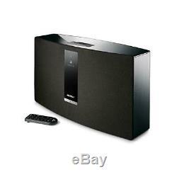Système De Musique Sans Fil Bose Soundtouch 30 Série III Avec Télécommande, Noir