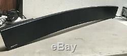 Système Samsung Hw-h7500 Courbe Audio Soundbar Noir Hw-h7500 / Za No À Distance