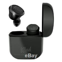 T5 Klipsch Vrai Sans Fil Avec Oreillettes Intégré Télécommande Et Microphone