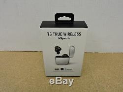 T5 Klipsch Vrai Sans Fil Avec Oreillettes Intégré Télécommande Et Microphone (noir)