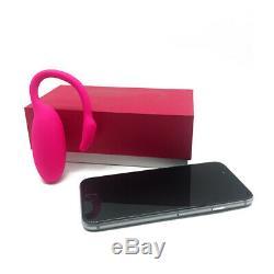 Téléphone Sans Fil Wearable App Bluetooth Remote Control Vibration Panty Sous-vêtements