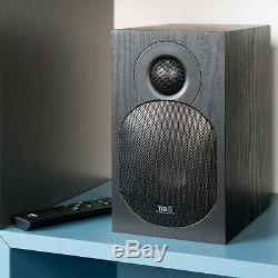 Tibo Plus 2.1 Salut-fi Haut-parleurs Actifs Bluetooth Avec Rca / Op Télécommande