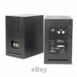 Tibo Plus 3.1 Bibliothèque Enceintes Actives Télécommande Bluetooth Compacte Alimentée 2x55w