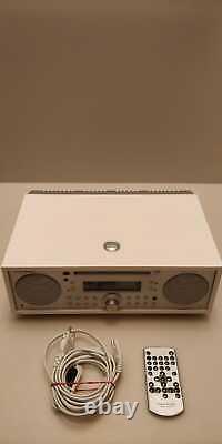 Tivoli Audio Music Système Bluetooth Sans Fil Numérique Am / Fm / CD Hi-fi Avec Télécommande