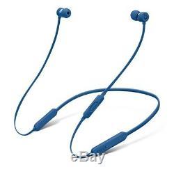 Tout Nouveau Beatsx Beats X Bleu Sans Fil Bluetooth Écouteurs Casque À Distance W1
