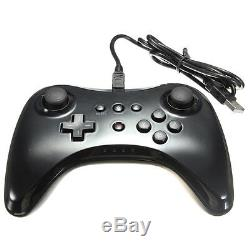 U Pro Bluetooth Télécommande Sans Fil Dual Analog Game Pad Joypad Pour La Wii U