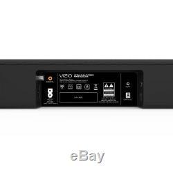 Vizio Sb3651-e6 36 Système Smartcast 5.1 Canaux Soundbar Avec Télécommande