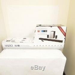 Vizio Sb3651-e6 Système De Barre De Son 5.1 Canaux (sans Télécommande) Livraison Gratuite
