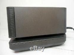 Wave Bose Soundtouch Music System IV Bluetooth / Sans Fil Et De La Base Withremote