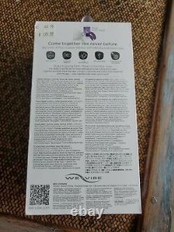 We-vibe Wevibe Vibrateur Sans Fil Massager App Bluetooth Remote Control