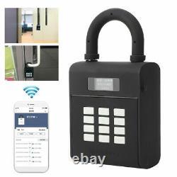 Wireless Bluetooth5.0 Door Lock Keyless Padlock Mot De Passe Télécommande