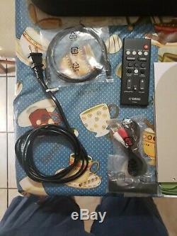 Yamaha Ats-1080 35 2.1 Canaux Soundbar Double Intégré Dans La Télécommande Subwoofers