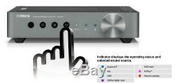 Yamaha Musiccast Wxa-50 Amplificateur De Diffusion Sans Fil Tout Neuf - Livraison Gratuite Au Royaume-uni