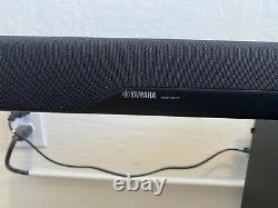 Yamaha Sound Bar Avec Wireless Subwoofer Bluetooth & Dts Virtualx No Remote
