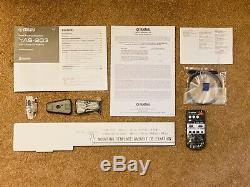 Yamaha Yas-203 Bluetooth Barre De Son Avec Caisson De Basses Sans Fil + Télécommande Et Modes D'emploi