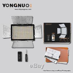 Yongnuo Yn600l II Télécommande Sans Fil 2.4ghz Lumière Led + App Bluetooth
