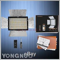 Yongnuo Yn-600l II Led Video Light 2,4 Ghz Sans Fil À Distance + Bluetooth App 5500k